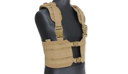 Kamizelka Condor Ronin Chest Rig - Coyote Brown - MCR7-498