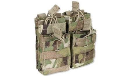 Ładownica Condor Double Stacker M4 Mag Pouch - MultiCam - MA43-008